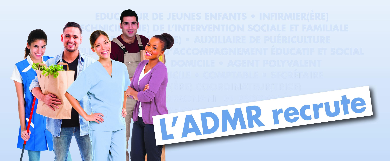 L'ADMR vous simplifie la vie : Aide à domicile, accompagnement, portage de repas